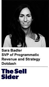 Sara Badler headshot