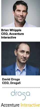 Accenture Interactive Acquires Droga5, Its Biggest Move Into