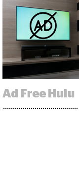 hulu advertises ad free service spotify experiments with car interfaces adexchanger. Black Bedroom Furniture Sets. Home Design Ideas