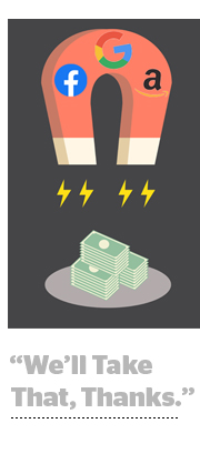 The Walled Gardens Are Eating Open Programmatic Here S How They Do It Adexchanger