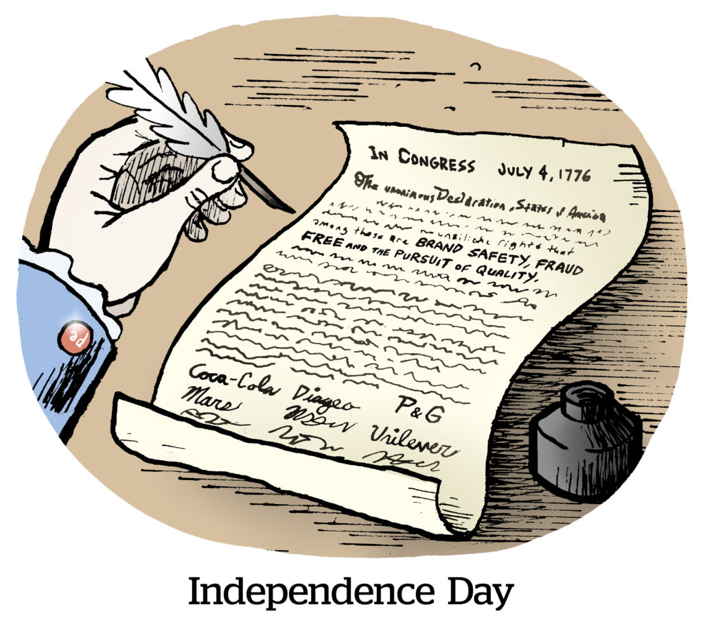 Comic: Independence Day | AdExchanger