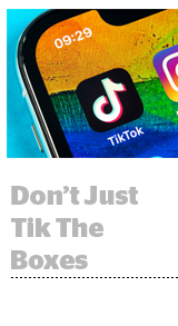 All About TikTok: An Advertiser's Guide To The Fast-Growing