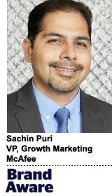 Sachin Puri headshot