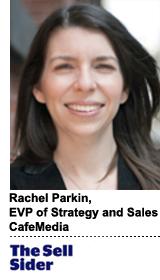 Rachel Parkin headshot