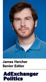 James Hercher headshot