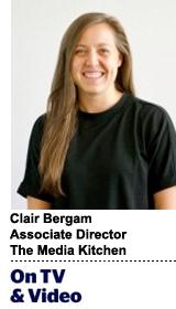 Clair Bergam headshot
