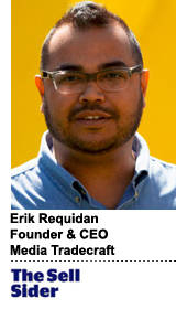 Erik Requidan headshot
