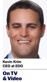Kevin Krim headshot