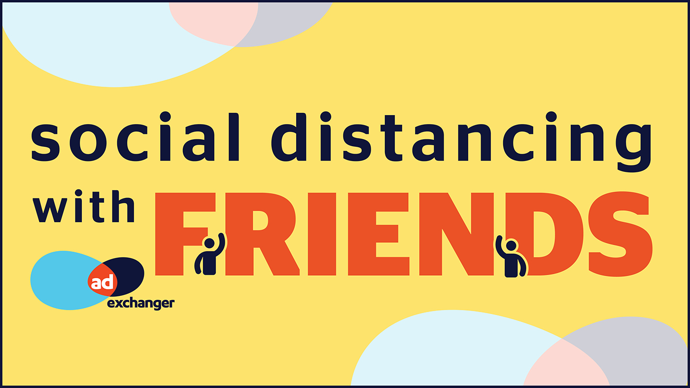 Social Distancing With Friends