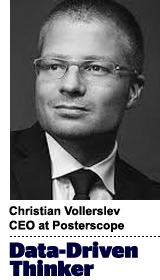 Christian Vollerslev headshot