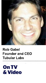 Rob Gabel headshot