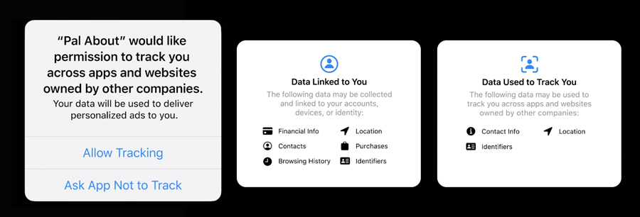 אפשרויות הפרטיות החדשות במכשירי אפל