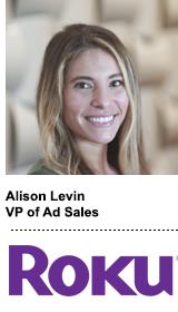 Alison Levin Roku
