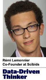 Remi Lemmonier headshot