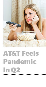 AT&T Q2 earnings pandemic