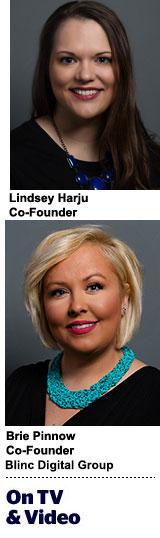 Blinc Digital Co-Founders Lindsey Brie