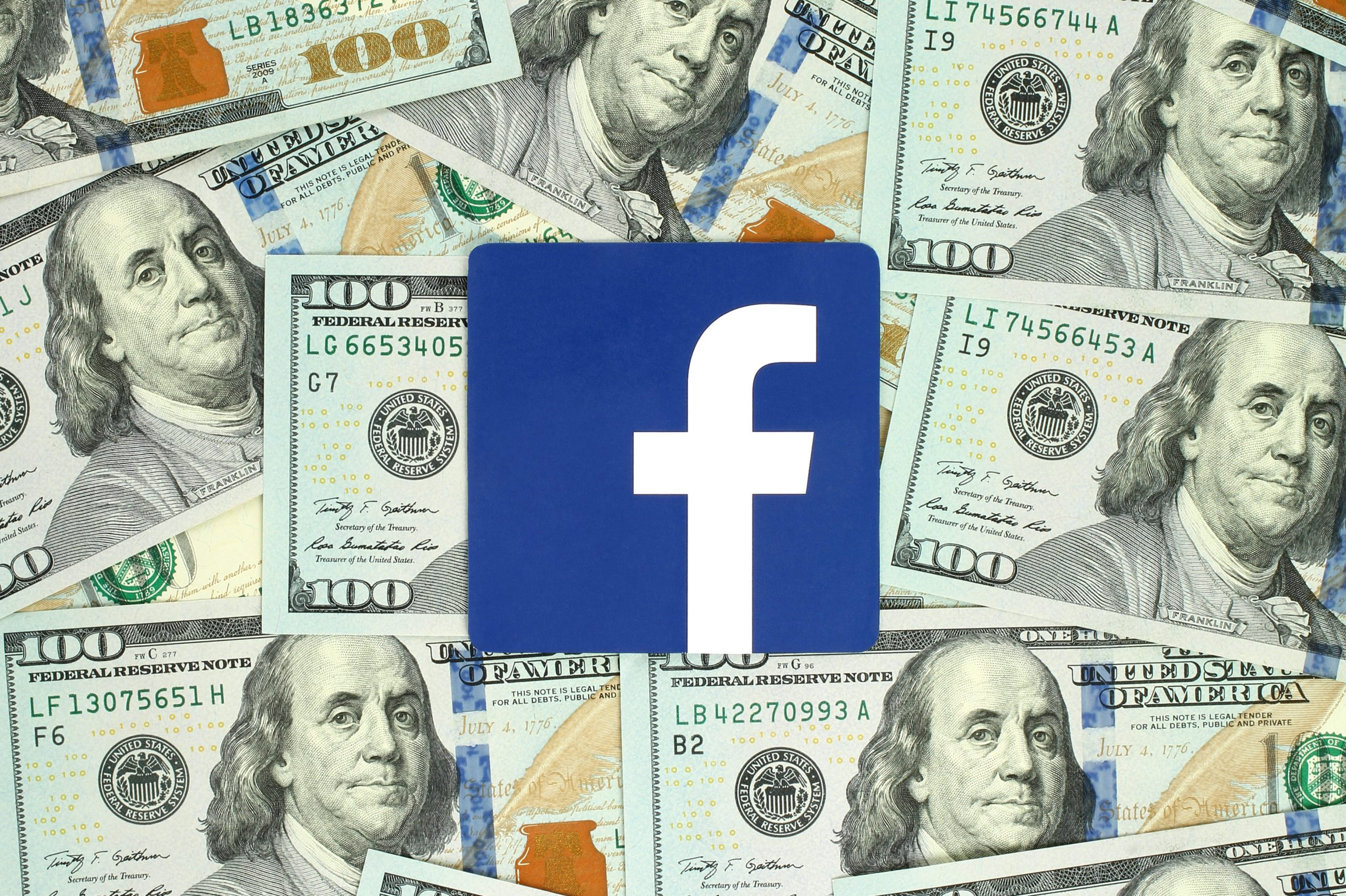Facebook is a money-making machine.