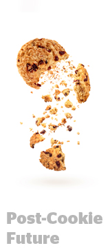 Crumbling cookie image