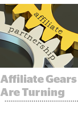 Affiliate Marketing partnerships