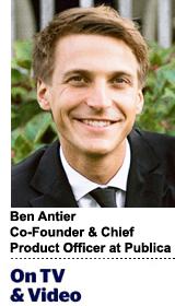Ben Antier headshot