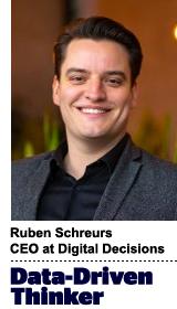 Ruben Schreurs headshot