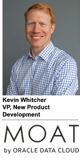 Kevin Whitcher of Oracle