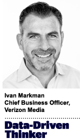 Ivan Markman, Chief Business Officer, Verizon Media