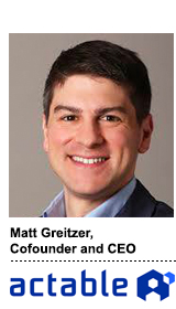 Matt Greitzer of Actable
