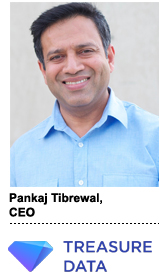 Treasure Data CEO Pankaj Tibrewal