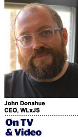 John Donahue, CEO and co-founder, WLxJS