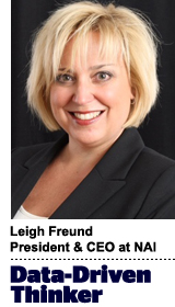 Leigh Freund headshot
