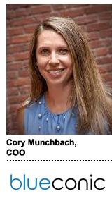 Cory Munchbach, COO, BlueConic