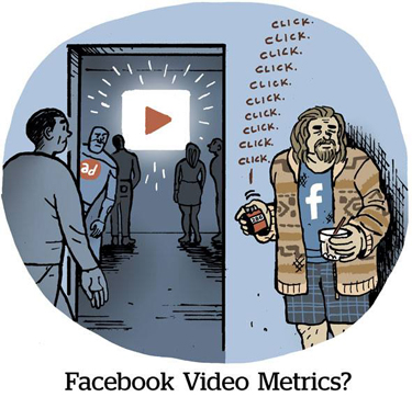 Facebook video metrics (comic)