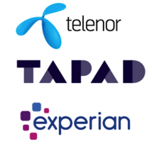 Telenor has sold cross-device company Tapad to Experian, which is acquiring 100% of Tapad for a cash consideration of roughly $280 million.