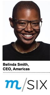 Belinda Smith, CEO, Americas