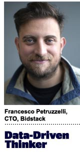 Francesco Petruzzelli, CTO, Bidstack