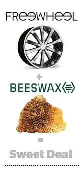Freewheel and Beeswax