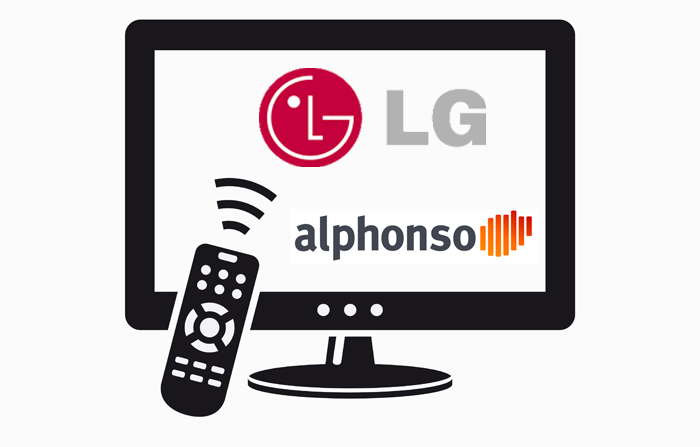 Vizio and Samsung, watch out, because LG, the second-largest TV manufacturer in the world, has acquired a majority stake in TV data company Alphonso.