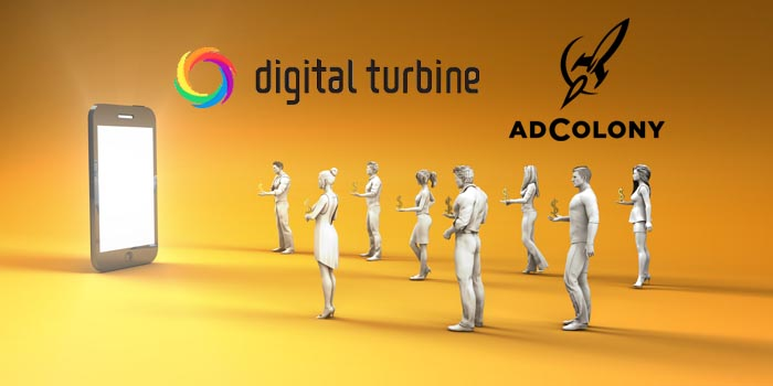 Digital Turbine acquired AdColony for $400 million from its parent, Norwegian internet company Otello Corp. (formerly Opera Software).