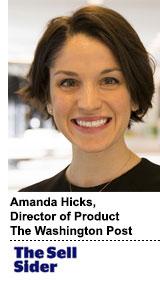 Amanda Hicks Washington Post