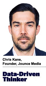 Chris Kane, founder, Jounce Media