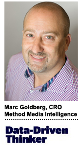 Marc Goldberg, CRO, Method Media Intelligence