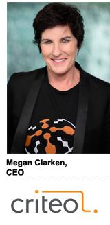 Megan Clarken, CEO, Criteo