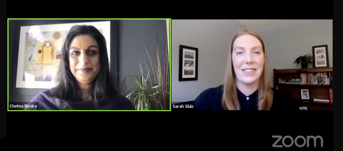 Senior AdExchanger editor Sarah Sluis put these questions and more to Chetna Bindra, Google's senior product manager for user, trust, privacy and transparency, during a fireside chat at AdExchanger's Innovation Labs: Identity Day event
