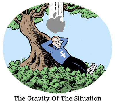 Comic: The Gravity Of The Situation