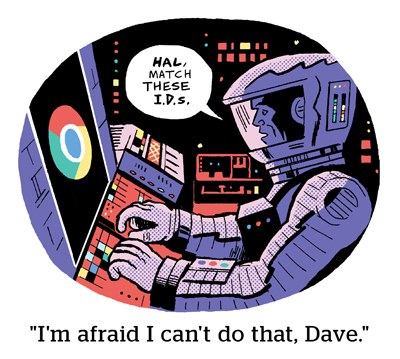 "Comic: ""I'm afraid I can't do that, Dave."""