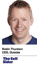 Robin Thurston CEO