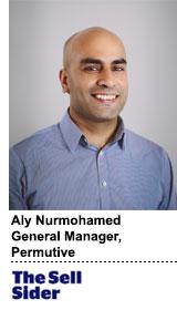 Aly Nurmohamed GM Permutive