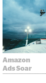 Amazon ad revenue