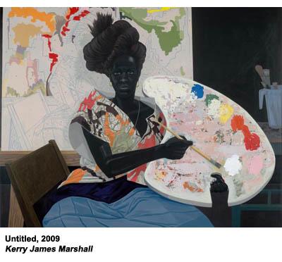Kerry James Marshall's Untitled, 2009